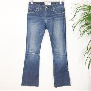Paper Denim & Cloth Bootcut low rise Size 26
